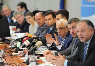 Petre Daea prezidează astăzi reuniunea miniştrilor agriculturii şi pescuitului
