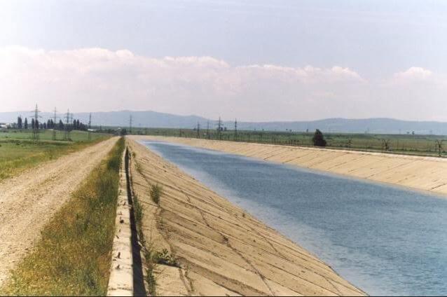 Lucrări de reabilitare aprobate la canalul de irigaţii Siret - Bărăgan