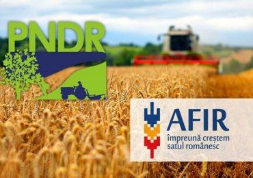 AFIR a transmis Comisiei Europene declaraţia de cheltuieli aferentă primului trimestru din 2020