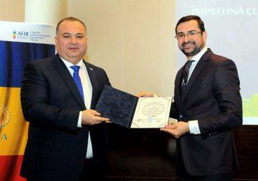 Primul acord de parteneriat dintre AFIR şi mediul academic