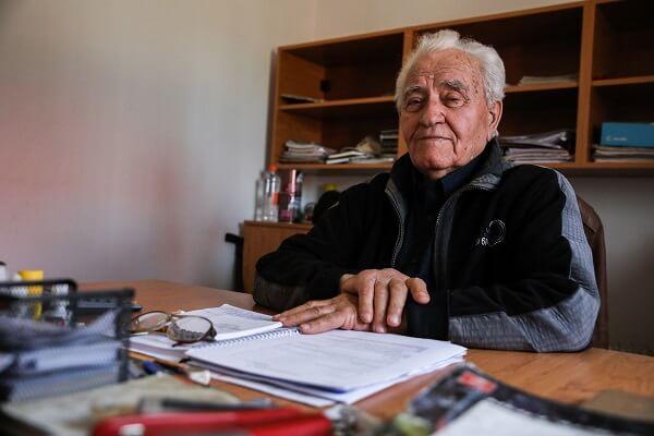 Portret de fermier | Nicolae Truşcoaică, o viaţă dedicată agriculturii