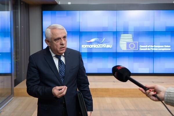 """Petre Daea, la Bruxelles: """"PAC trebuie să rămână comună nu doar la nivel declarativ, ci şi la nivel de aplicare concretă în toate stele membre ale Uniunii Europene"""""""