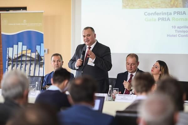 """Cosmin Alin Popescu, rectorul USAMVBT: """"Fermierii cred foarte mult în sistemul de carte funciară"""". Care este situaţia înregistrării cadastrale la nivelul lunii aprilie"""