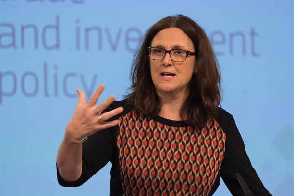 UE respinge solicitarea SUA de a include agricultura în discuţiile comerciale
