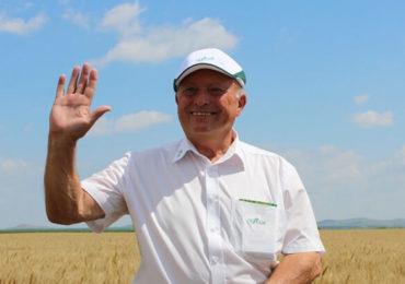 """Lucian Buzdugan, directorul Agricost: """"Programul nostru este de a înfiinţa în Insula Mare a Brăilei 12.500 de hectare cu lucernă"""""""