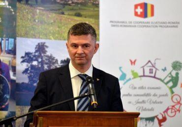 """Valeriu Steriu: """"România este doar la jumătate din capacitate în domeniul agricol, însă poate hrăni 35 de milioane de oameni"""""""