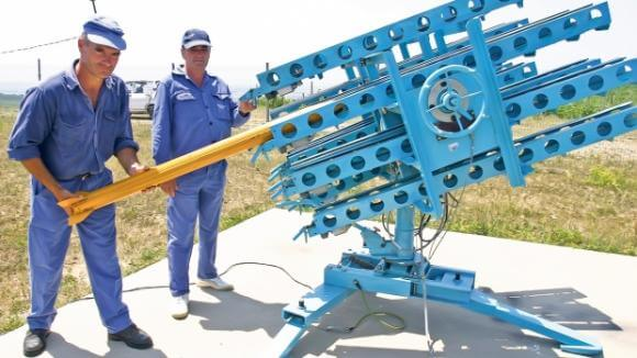 629 de rachete antigrindină au fost lansate în perioada 12-22 iunie