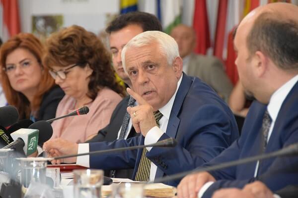 Întâlnire de lucru la sediul MADR cu personalul Agenţiei Naţionale a Zonei Montane