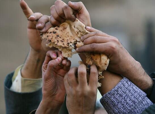 Raport ONU | Numărul persoanelor afectate de foamete, în creştere