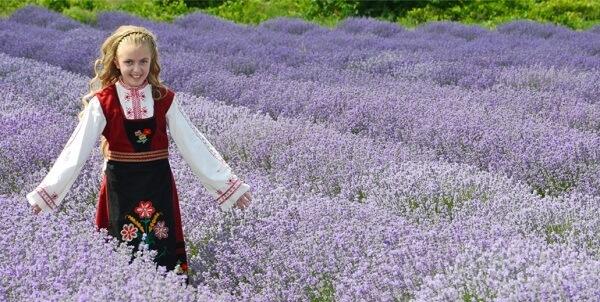 Bulgaria, cel mai mare producător global de ulei de trandafir organic şi de lavandă