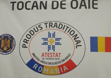 Tocanul de oaie, preparat la o stână de pe Transalpina, înregistrat ca produs tradiţional
