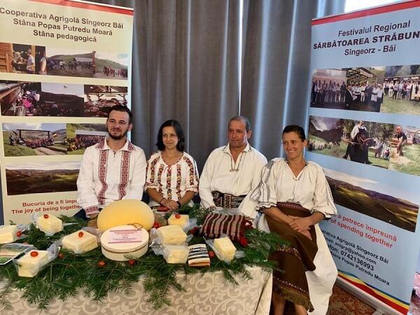 """Conferinţa tematică """"Politica Agricolă Comună - Produsul montan"""", desfăşurată la Sibiu"""