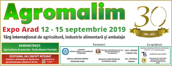 Agromalim 2019, pregătit să îşi deschidă porţile. Programul complet al târgului agricol de la Arad