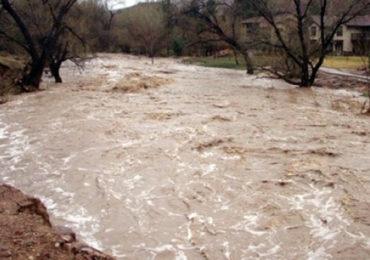 Cod portocaliu de inundaţii în şase judeţe