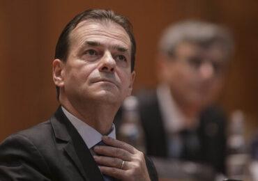 Ludovic Orban, desemnat din nou în funcţia de prim-ministru