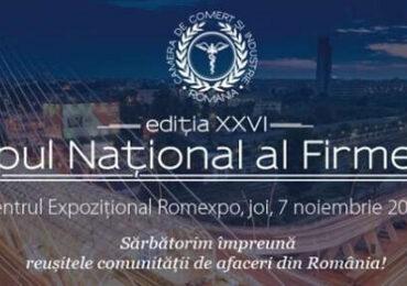 Topul Naţional al Firmelor, astăzi, la Romexpo
