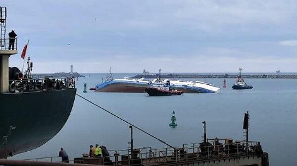 Un an încheiat sub şocul tragediei celor aproape 15.000 de oi de pe nava răsturnată în portul Midia
