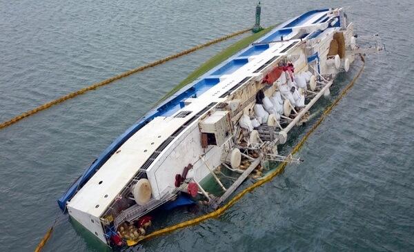 CNAPM se va ocupa de dezeşuarea navei Queen Hind, dacă armatorul nu va prezenta un plan de ranfluare