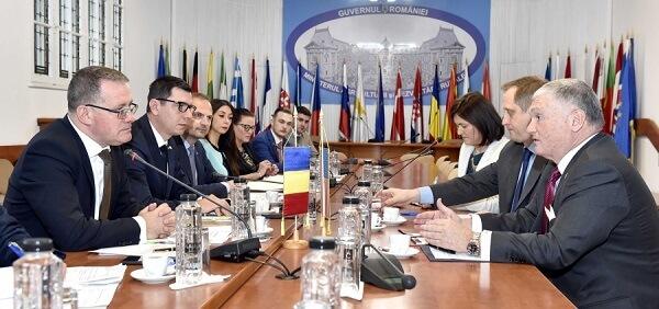 Discuţii la nivel înalt la sediul MADR