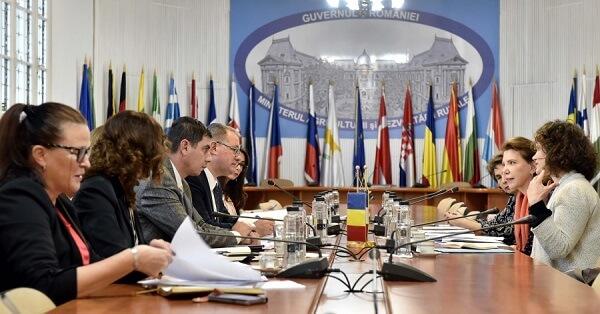 Adrian Oros, întâlnire cu ambasadorul Franţei la Bucureşti. Subiectele discutate