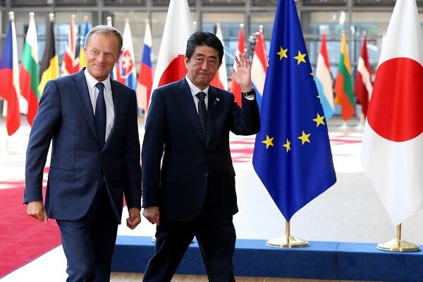 Exporturile UE către Japonia, în creştere. Carnea şi lactatele, printre cele mai semnificative măriri de cantitate