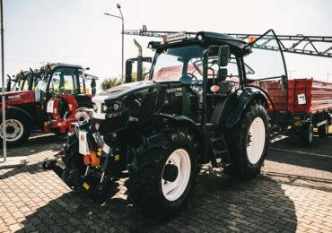 TAGRO trece Dunărea! Tractorul românesc va fi expus în cadrul unei importante expoziţii agricole din Bulgaria