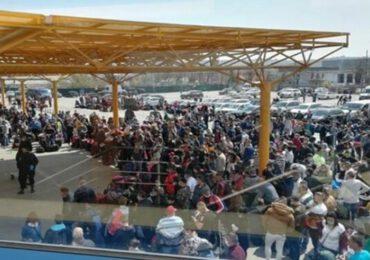 VIDEO | Aglomeraţie în aeroportul din Cluj-Napoca. Aproape două mii de români pleacă astăzi în Germania pentru a lucra în agricultură