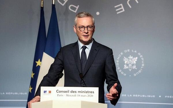 Pachetul de criză pentru susţinerea economiei a costat guvernul francez 450 de miliarde de euro