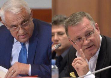 Daea contra Oros! Moţiune simplă în parlament împotriva actualului ministru al agriculturii