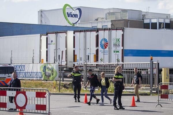 Abator închis în Olanda din cauza încălcării regulilor de prevenire a răspândirii coronavirusului