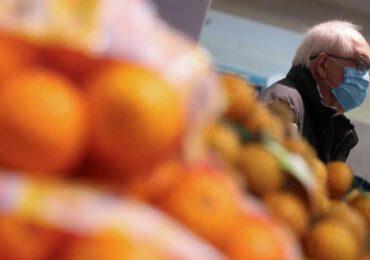 Preţurile produselor proaspete au crescut în Europa în pandemia de coronavirus