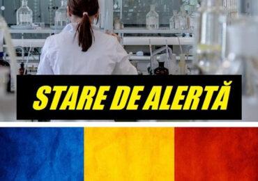 Hotărârea privind starea de alertă, publicată în Monitorul Oficial